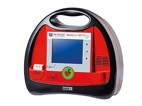 slide image HeartSave AED-M