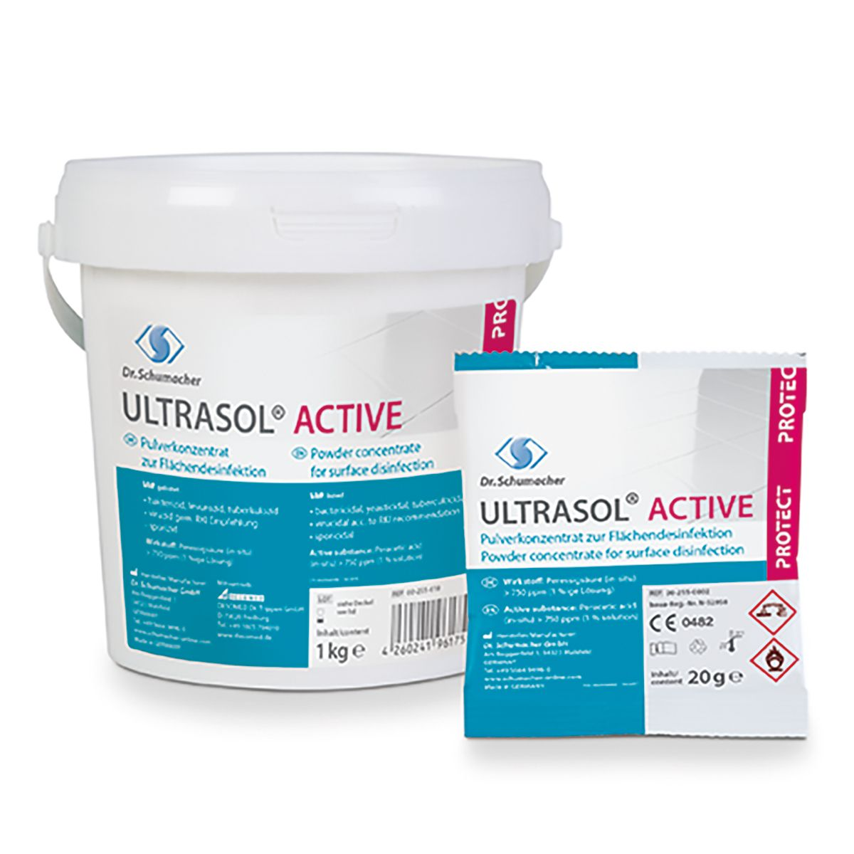 slide image ULTRASOL® active