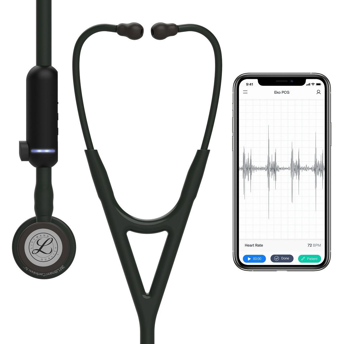 slide image 3M™ Littmann® CORE Digital-Stethoskop